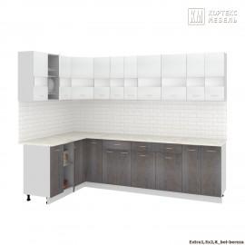 Кухня Корнелия ЭКСТРА угловая 1,5х2,8 [км.]