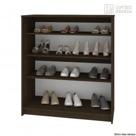 Шкаф для обуви СЕНАТОР ШК41 Классика [км.01064]