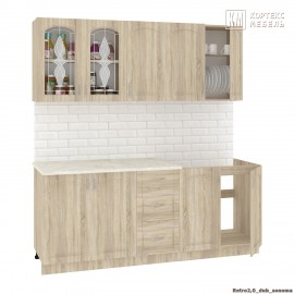 Кухня Корнелия РЕТРО 2,0 [км.00184]
